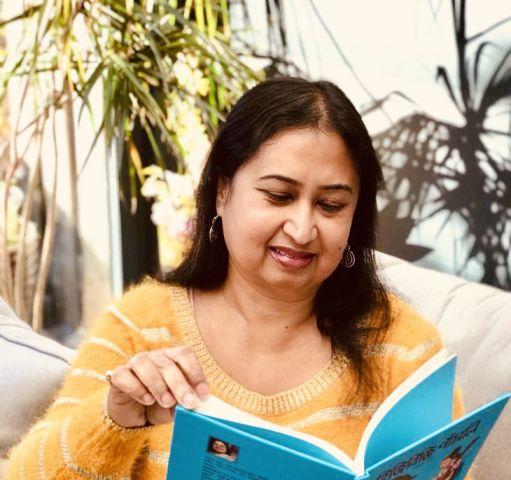 Book presentation: 'Cross-Stitched Words' - Chaitali Sengupta