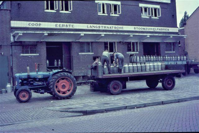 Zuivelfabrieken in Heusden