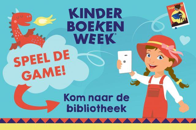 Speel het Beroepenspel of het Mysteriespel tijdens de Kinderboekenweek