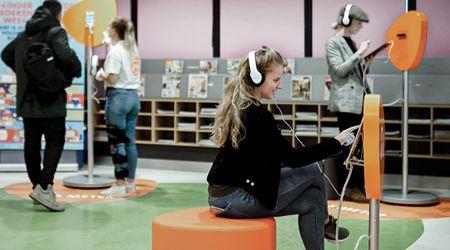 App-tour in de Bibliotheek