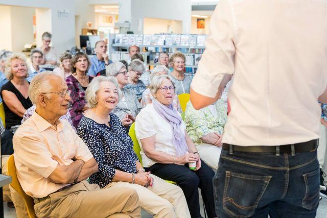 Seniorencolleges: Hoe houdt Nederland het droog?