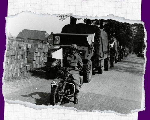Lezing Theo Guiking: Market Garden, 77 jaar later. Wat heeft Wageningen er aan overgehouden?
