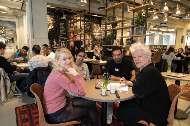 Taalcafé / Language Café