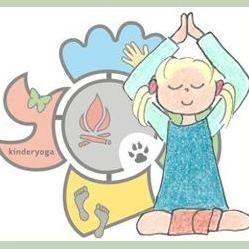 Ouder-kind yoga en natuurbelevingswandeling