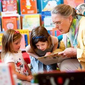 Kidsvoorlezen en knutselen (4-8 jr.)