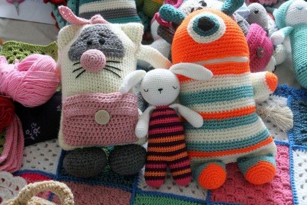 Troostdekentjes en knuffels breien en haken voor zieke kinderen