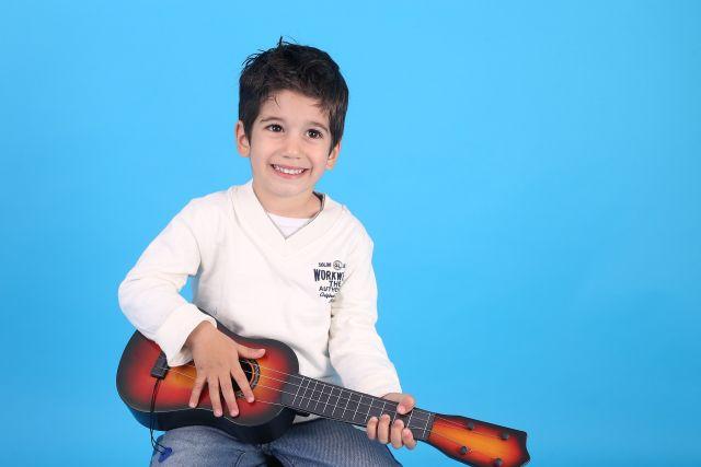 Spelen met muziek
