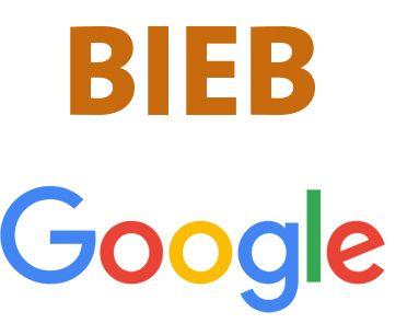 Bieb versus Google