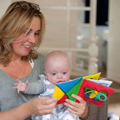 Workshop Lezen met baby's