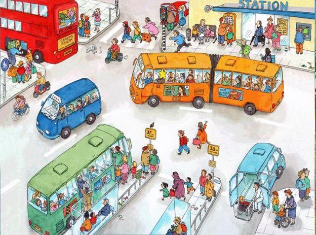 Verkeer en vervoer groep 1-2