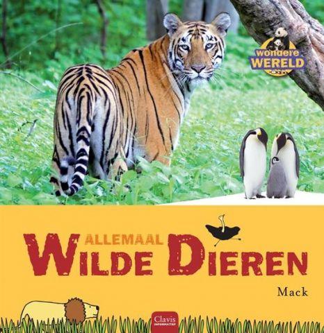 Dierentuin en wilde dieren groep 1-2