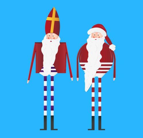 Sinterklaas en Kerstmis - basisschool groep 1 t/m 8
