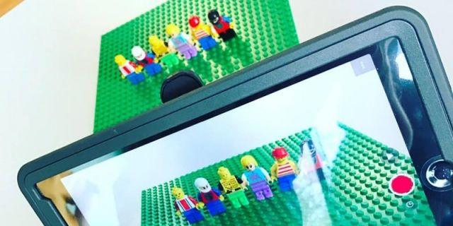 Maak je eigen LEGO® Movie!