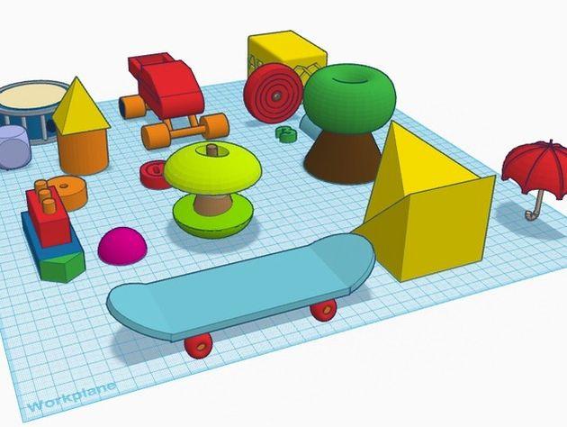 De basisbeginselen van 3D ontwerpen