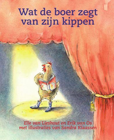 Theaterlezen: Wat de boer zegt van zijn kippen
