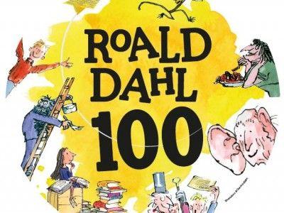 Schatten van Roald Dahl