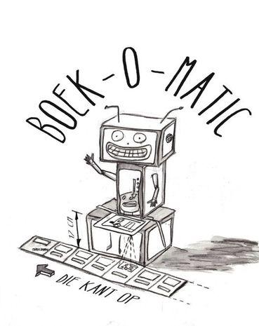 Boek-O-Matic | Storytelling tool voor kinderen vanaf 3 jaar