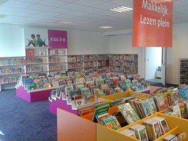 Waar staan mijn boeken?