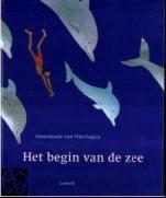 Kamishibai: Het begin van de zee - Tekst: Annemarie van Haeringen