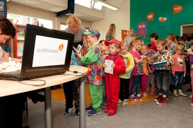 Groepsabonnement - Een schooljaar lang reserveren en lenen tot 15 boeken + e-books lenen