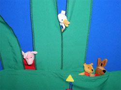 Themaproject: Kikker in het kinderdagverblijf - gebaseerd op de verhaalfiguur kikker uit de verhalen van Max Velthuijs