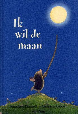 Kamishibai: Ik wil de maan - genoemd naar het gelijknamige boek van J. Emmett