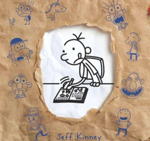 Het leven van een Loser / Jeff Kinney - De serie tot en met boek 9 in meerdere exemplaren.