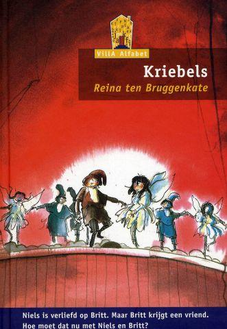 Kriebels / Reina ten Bruggenkate - 30 exemplaren
