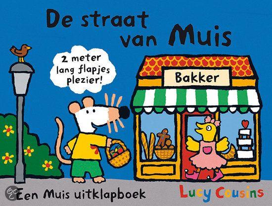 Themaproject: De straat van Muis - voorschools lezen