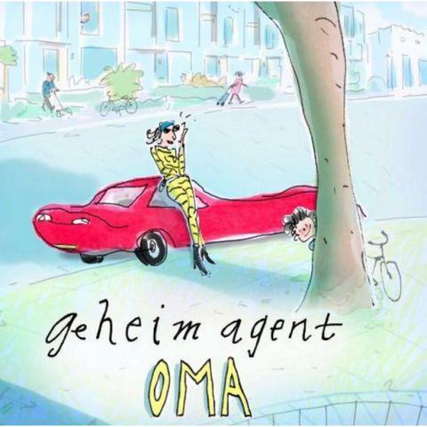 Geheim Agent Oma / Manon Sikkel - 36 exemplaren