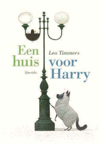 Kamishibai: Een huis voor Harry - Naar een boek van Leo Timmers