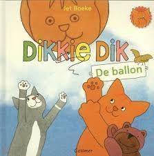 Dikkie Dik - De ballon