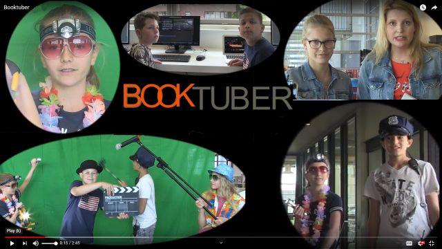 BookTuber collectie - Leeservaringen delen met een vlog