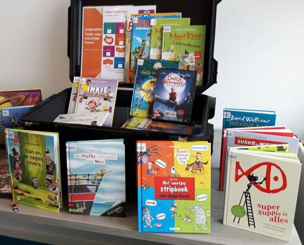 Workshop Tools voor moeilijke lezers