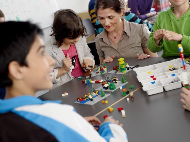 Workshop Lego Education StoryStarter & WeDo