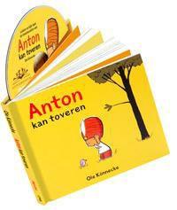 Anton kan toveren - van Ole Könnecke