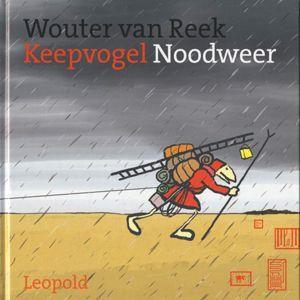Keepvogel in de klas - naar Keepvogel / Noodweer  van Wouter van Reek