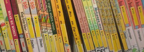 Huis, wonen - Een collectie prentenboeken
