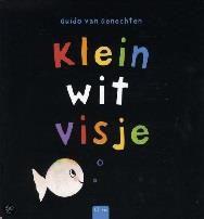 Klein wit visje - door Guido van Genechten