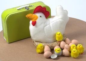 Dottie's eieren - Naar het boek van J. Sykes