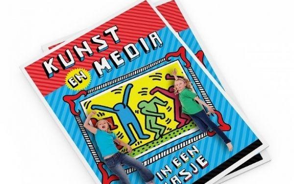 Kunst en media in één jasje - beroemde kunstwerken en digitale middelen