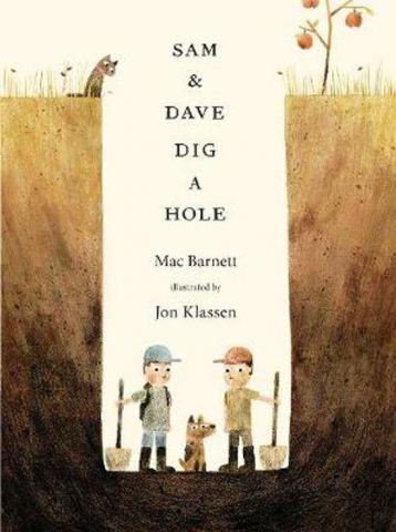 Sam & Dave dig a hole - naar het boek van Mac Barnett en Jon Klassen