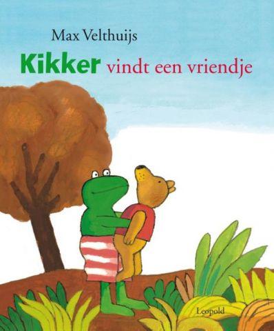 Kikker vindt een vriendje  / Max Velthuijs: 28 exemplaren