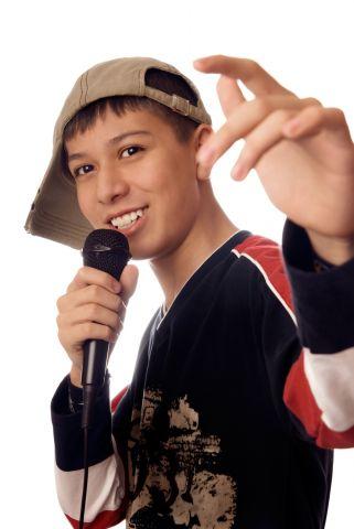 Taalkunst: Rapper de rap
