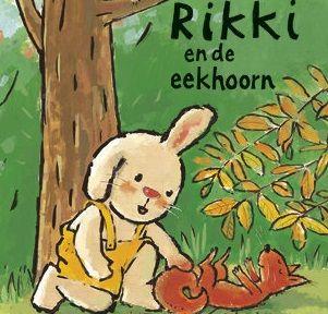 Rikkie en de Eekhoorn