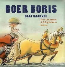 Boer Boris gaat naar zee (pluscollectie)
