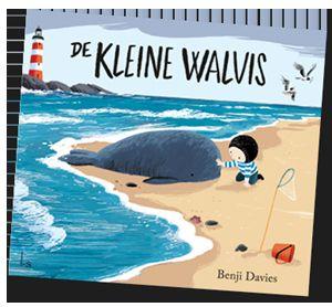 De kleine walvis (pluscollectie)