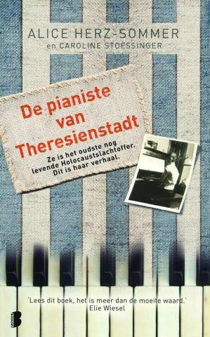 Muziek en literatuur: De pianiste van Theresienstadt
