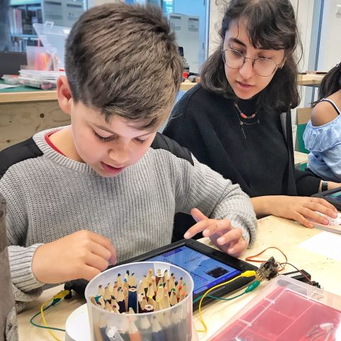 MakersClub (also in English)
