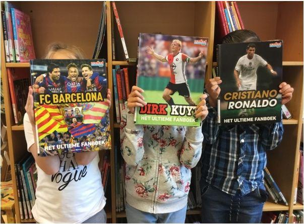 Wegwijs in de Bibliotheek op School | Voor kinderen van groep 3